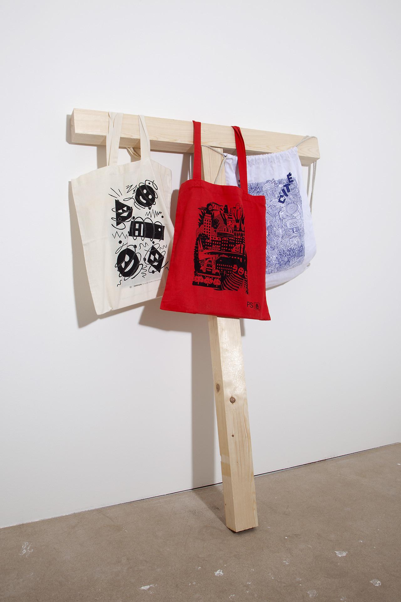 FICHTRE STUDIO - Mathias Forbach MERCH'