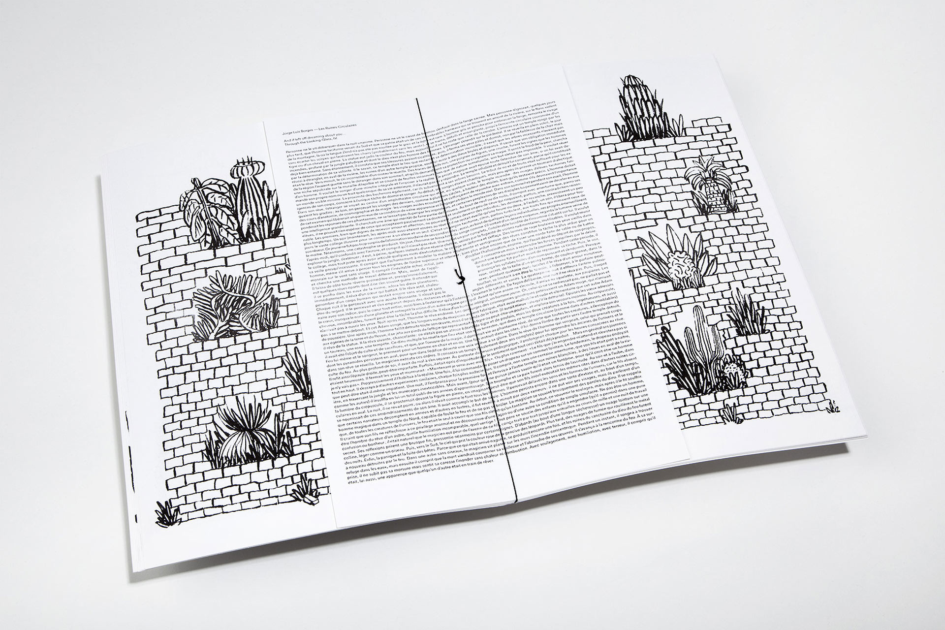 FICHTRE STUDIO - Mathias Forbach PUBLICATION:RUINS